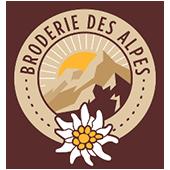 Broderie des Alpes