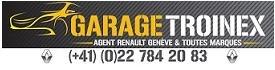 Garage Renault Troinex